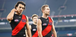 AFL Rd 4 - Essendon v Carlton