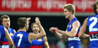 AFL Rd 7 - Essendon v Western Bulldogs