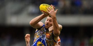 AFL Rd 13 - West Coast v GWS
