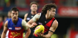 AFL Rd 9 - Essendon v Brisbane