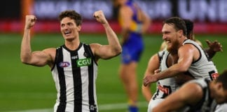 AFL 1st Elimination Final - West Coast v Collingwood
