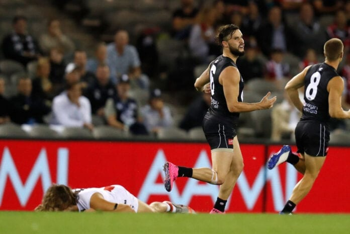 Carlton v St Kilda - 2021 AFL Community Series