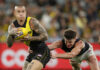AFL Rd 1 - Richmond v Carlton