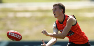 Essendon Bombers Media Opportunity & Training Session